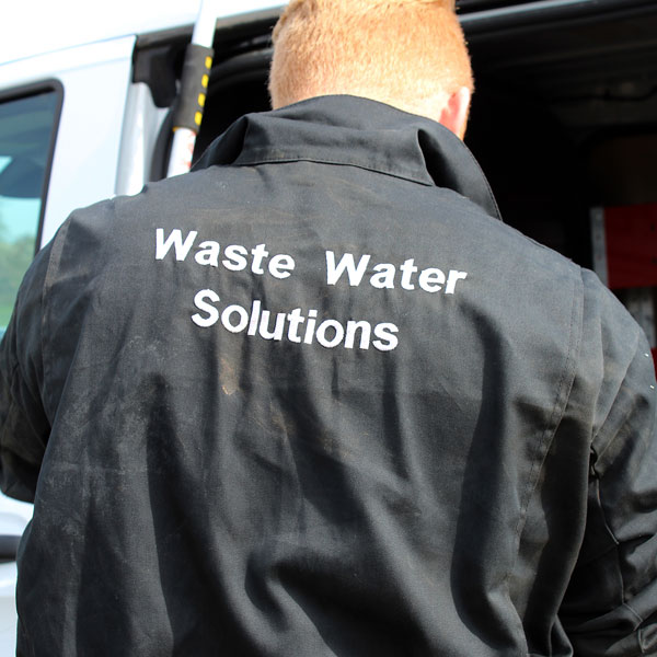 waste water solutions employee uniform